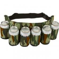 6 Pack Redneck Beer and Soda Can Holster